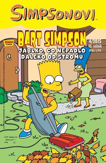 Groening Matt: Simpsonovi - Bart Simpson 04/15 - Jablko, co nepadlo daleko od stromu