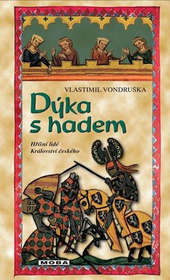 Vondruška Vlastimil: Dýka s hadem