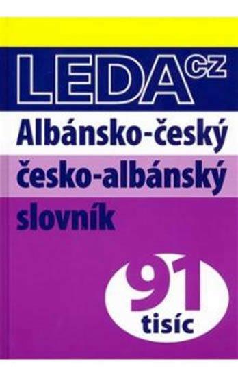Tomková,Monari: Albánsko-český, česko-albánský slovník