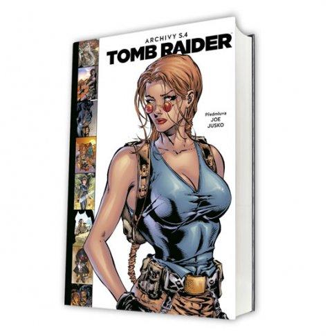 Jurgens Dan: Tomb Raider Archivy S.4