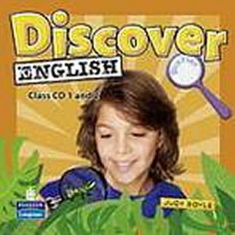 neuveden: Discover English 1 Class CD