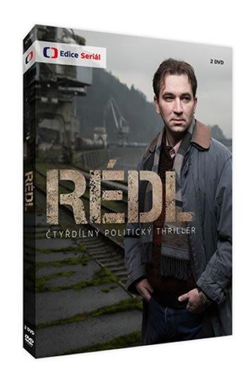 neuveden: Rédl - 2 DVD