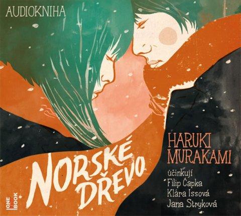 Murakami Haruki: Murakami Haruki - Norské dřevo - CDmp3
