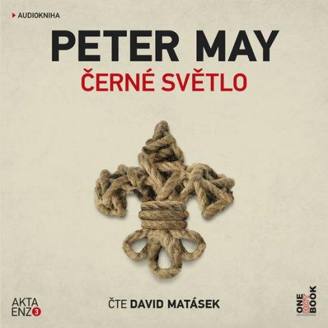 May Peter: Černé světlo - CDmp3 - (Čte David Matásek)