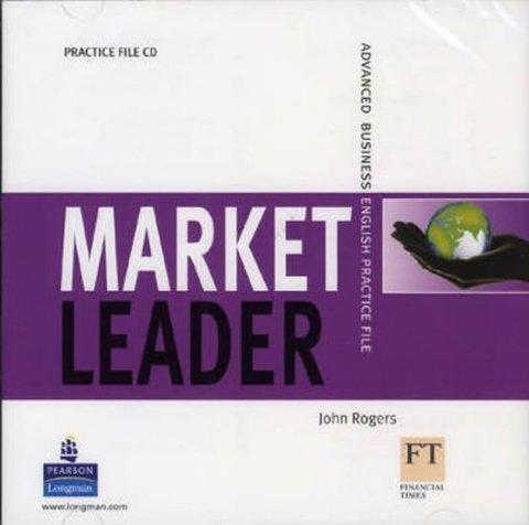 Rogers John: Market Leader Advanced PRACTICE FILE CD