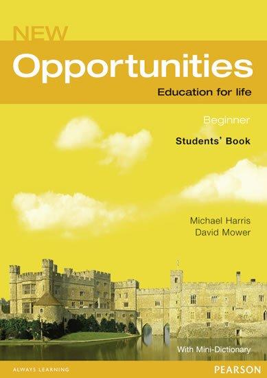 Harris Michael: New Opportunities Beginner Students´ Book