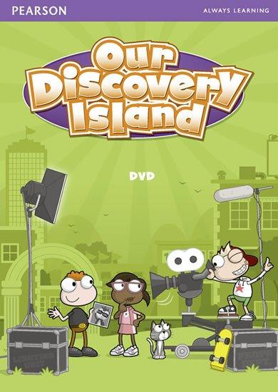 neuveden: Our Discovery Island 3 DVD