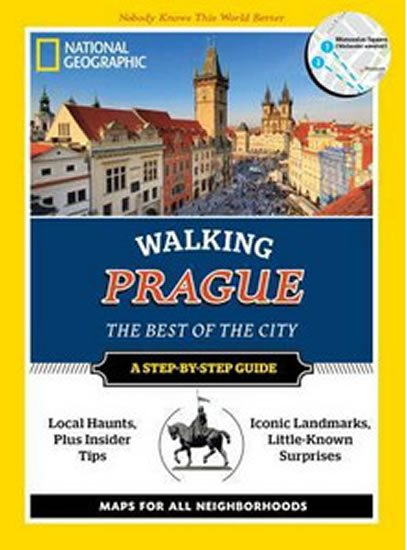 Tizard Will: National Geographic Walking Prague : The Best of the City