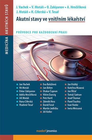 kolektiv autorů: Akutní stavy ve vnitřním lékařství