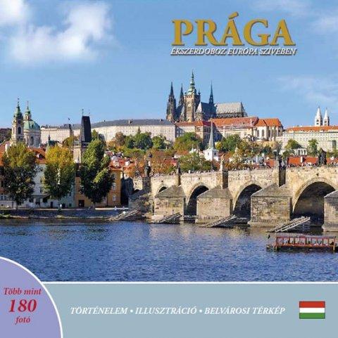 Henn Ivan: Prága: Ékszerdoboz Európa Szívében (maďarsky)