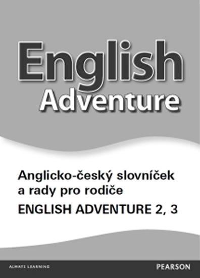 neuveden: English Adventure 2 a 3 slovníček CZ