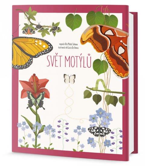 Schiavo Rita Mabel: Svět motýlů