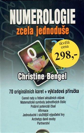 Bengel Christine: Numerologie zcela jednoduše