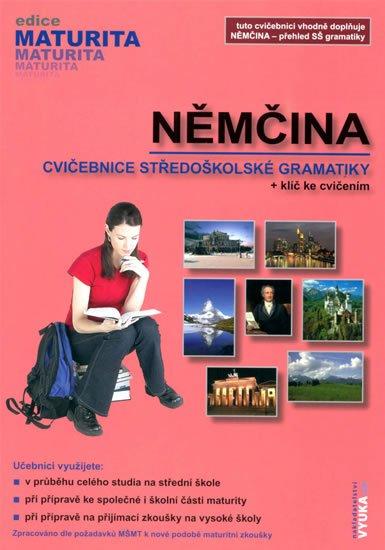 Dubová Jarmila: Němčina – Cvičebnice středoškolské gramatiky