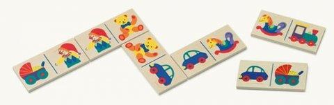 neuveden: Domino - hračky - v papírovém kartonu 1