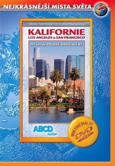 neuveden: Kalifornie - Nejkrásnější místa světa - DVD