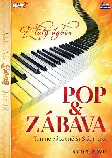 neuveden: Šlágr hit - Pop a zábava - 4 CD + 2 DVD