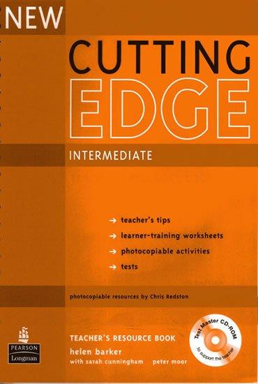 Barker Helen: New Cutting Edge Intermediate Teacher´s Book w/ Test Master CD-ROM Pack