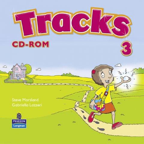 Lazzeri Gabriella: Tracks 3 CD-ROM