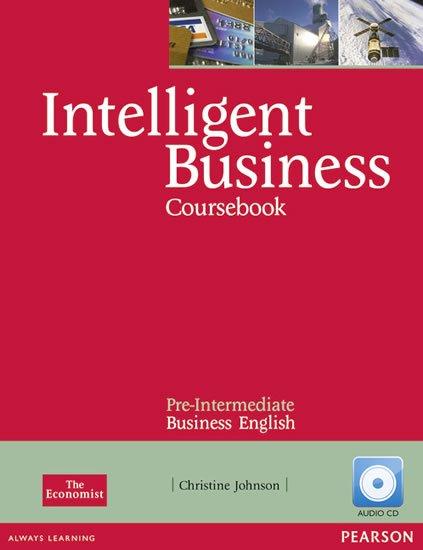 Johnson Christine: Intelligent Business Pre-Intermediate Coursebook w/ CD Pack