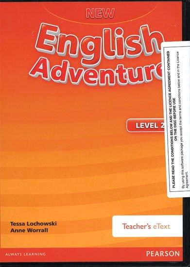 neuveden: New English Adventure 2 Teacher´s eText