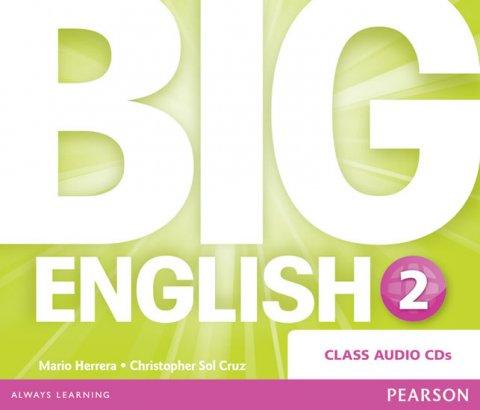 Herrera Mario: Big English 2 Class CD