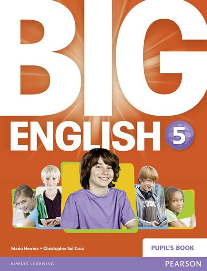 Herrera Mario: Big English 5 Pupil´s Book