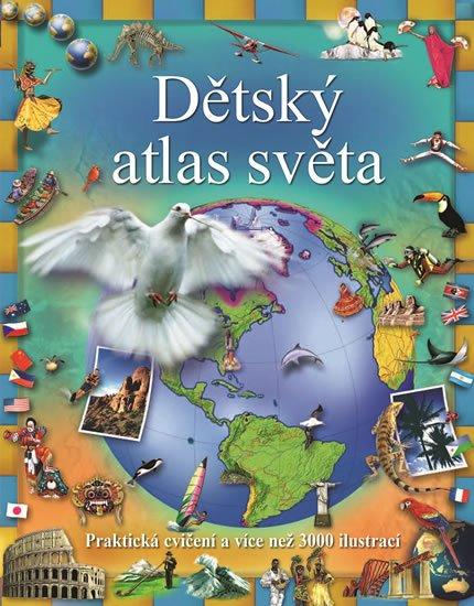 neuveden: Dětský atlas světa