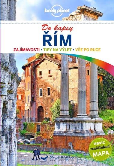 neuveden: Řím do kapsy - Lonely Planet