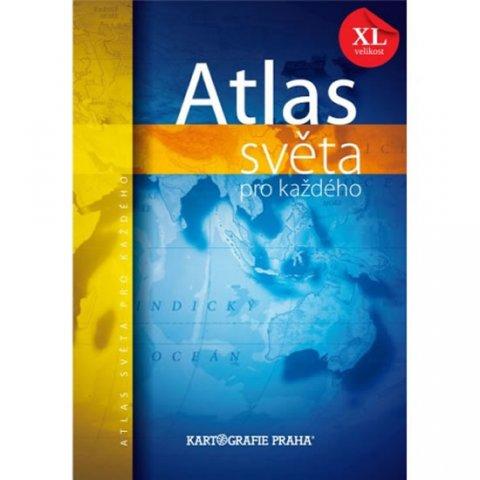 neuveden: Atlas světa pro každého XL