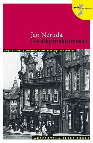 Neruda Jan: Povídky malostranské - Adaptovaná česká próza + CD (AJ,NJ,RJ)