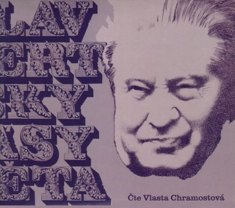 Seifert Jaroslav: Všecky krásy světa - CD (Čte Vlasta Chramostová)