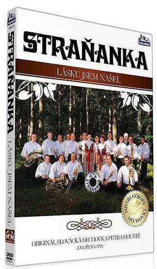 neuveden: Straňanka - Lásku jsem našel - DVD