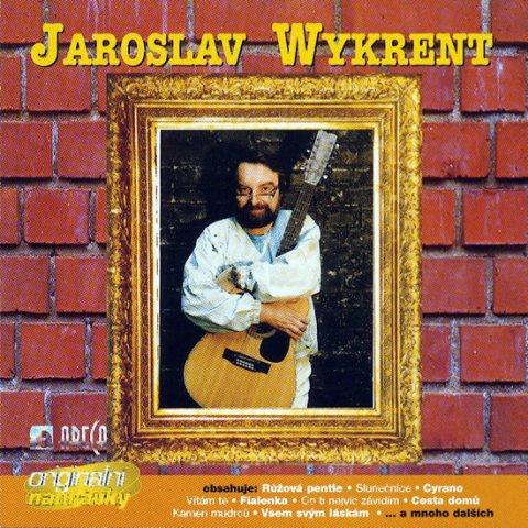 neuveden: Jaroslav Wykrent - CD