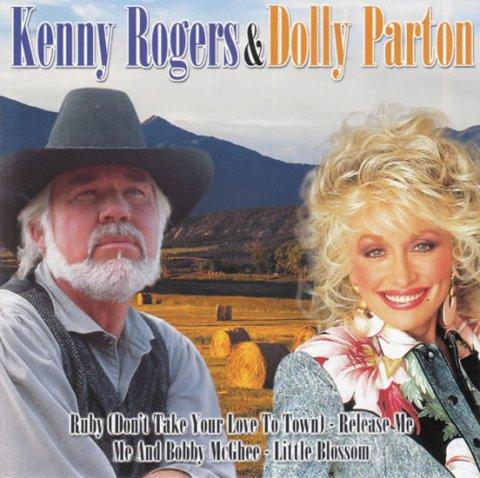 Rogers Kenny, Parton Dolly: Kenny Rogers & Dolly Parton - CD