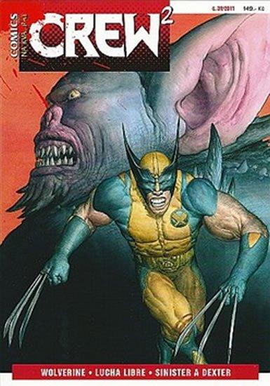 neuveden: CREW2 31 Wolverine