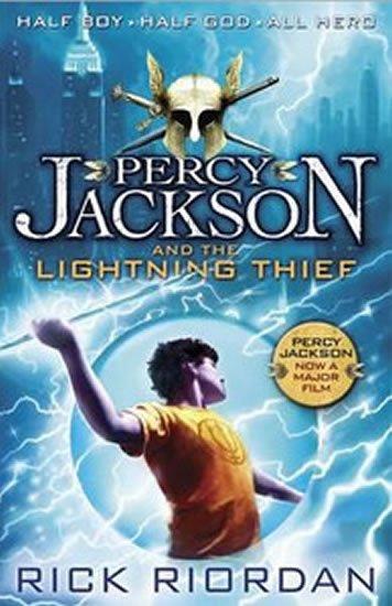 Riordan Rick: The Lightning Thief - Percy Jackson
