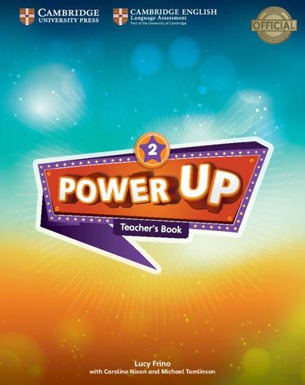 Frino Lucy: Power Up Level 2 Teacher´s Book