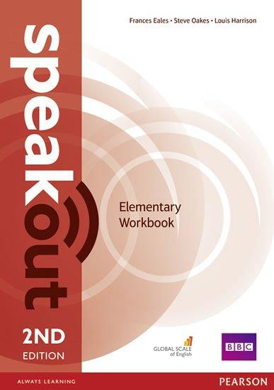 Harrison Louis: Speakout 2nd Edition Elementary Workbook no key