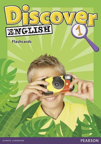 neuveden: Discover English Global 1 Flashcards