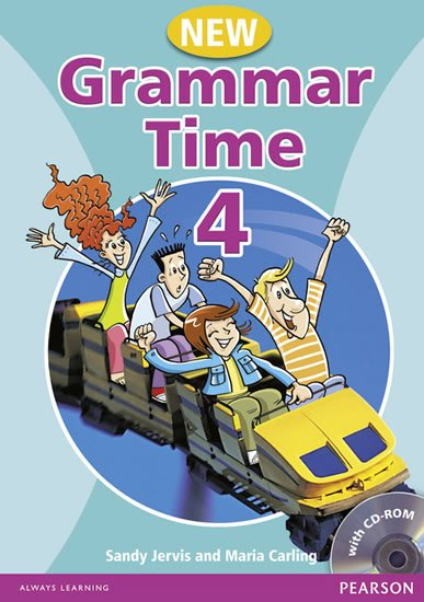 Jervis Sandy: Grammar Time New Edition 4 Students´ Book Pack