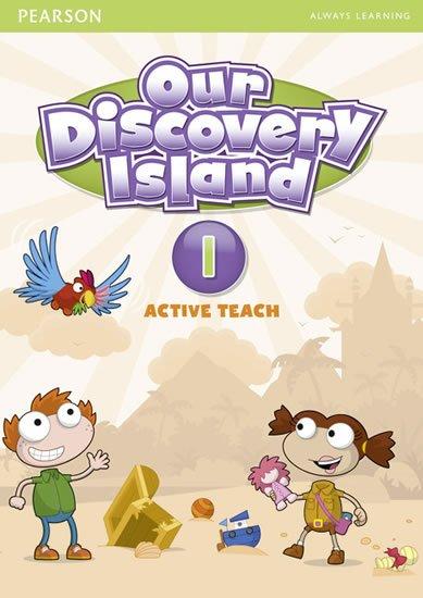 neuveden: Our Discovery Island 1 Active Teach