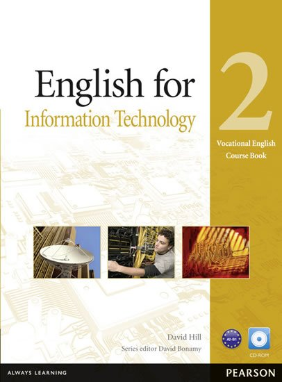 Hill David: English for IT 2 Coursebook w/ CD-ROM Pack