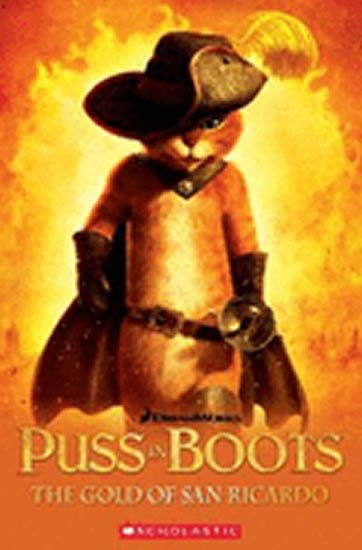 neuveden: Level 3: Puss in Boots - The Gold of San Ricardo+CD (Popcorn ELT Primary Re