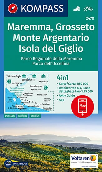 neuveden: Maremma, Grosseto, Monte Argentario  2470  NKOM