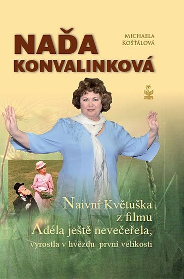 Košťálová Michaela: Naďa Konvalinková - Naivní Květuška z filmu Adéla ještě nevečeřela, vyrostl