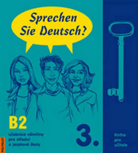 Dusilová Doris: Sprechen Sie Deutsch - 3 kniha pro učitele