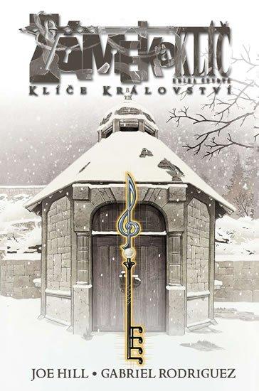 Hill Joe, Rodriguez Gabriel,: Zámek a klíč 4 - Klíče království
