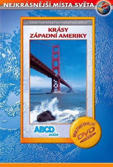 neuveden: Krásy západní Ameriky - Nejkrásnější místa světa - DVD