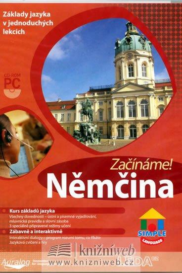 neuveden: Němčina - začínáme! - CD-ROM